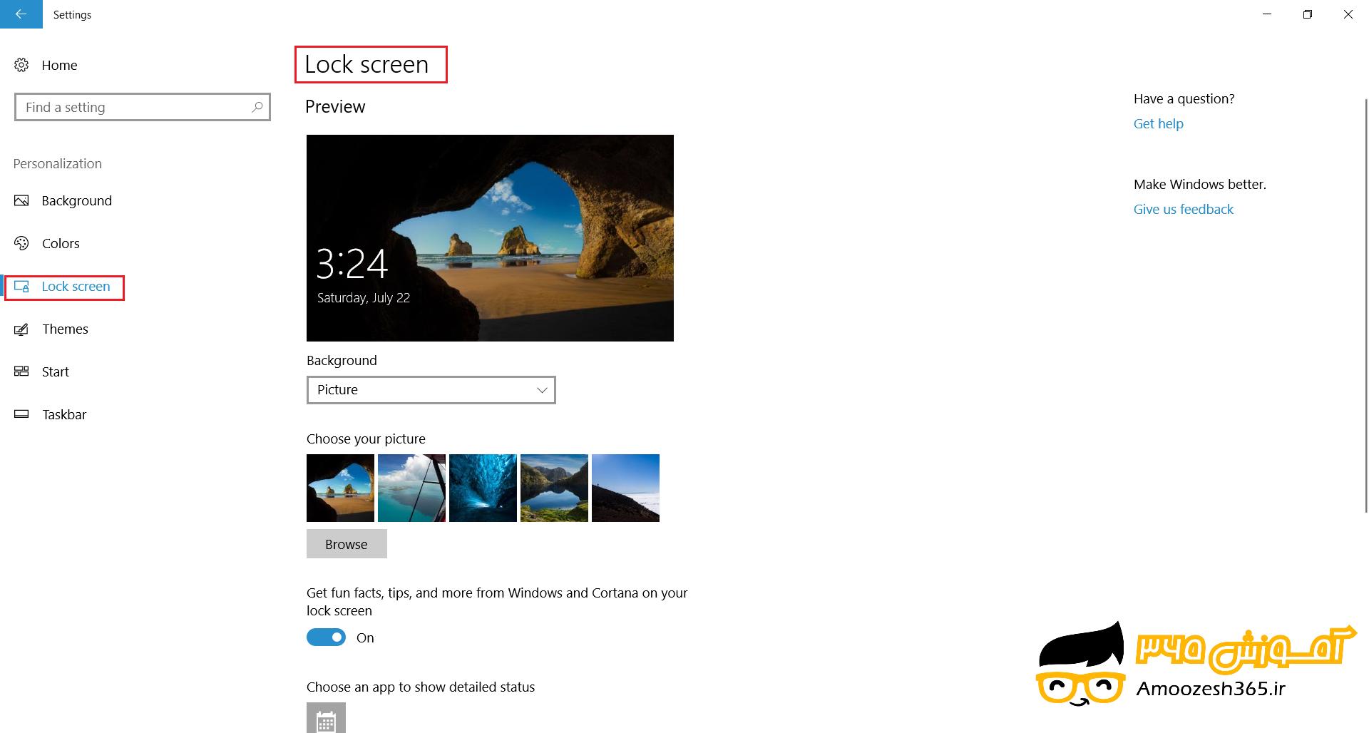 Поменять Обои На Рабочем Столе Windows 10