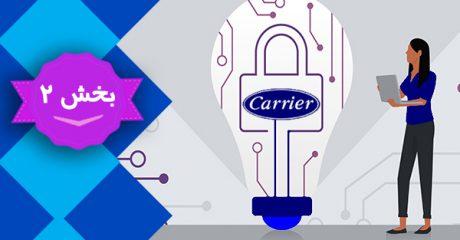 آموزش نرم افزار کریر carrier HAP – بخش 2