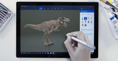 آموزش مقدماتی Paint 3D