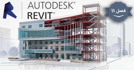 آموزش متوسطه رویت – ستون های معماری