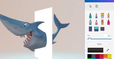 آموزش پیشرفته Paint 3D