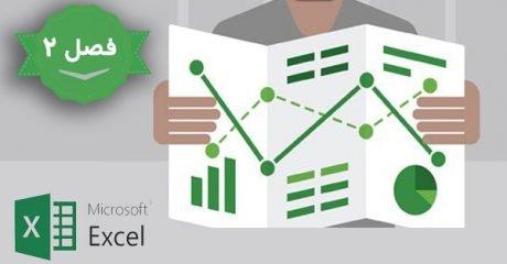 مفاهیم پایه ای و مدیریت فایل های اکسل