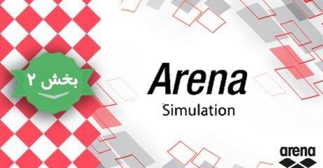 آموزش نرم افزار شبیه ساز نرم افزار ارنا Arena – بخش 2