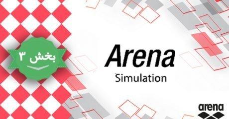 آموزش نرم افزار شبیه ساز نرم افزار ارنا Arena – بخش 3