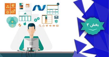 آموزش جامع ای اس پی دات نت  ASP.NET – بخش 3