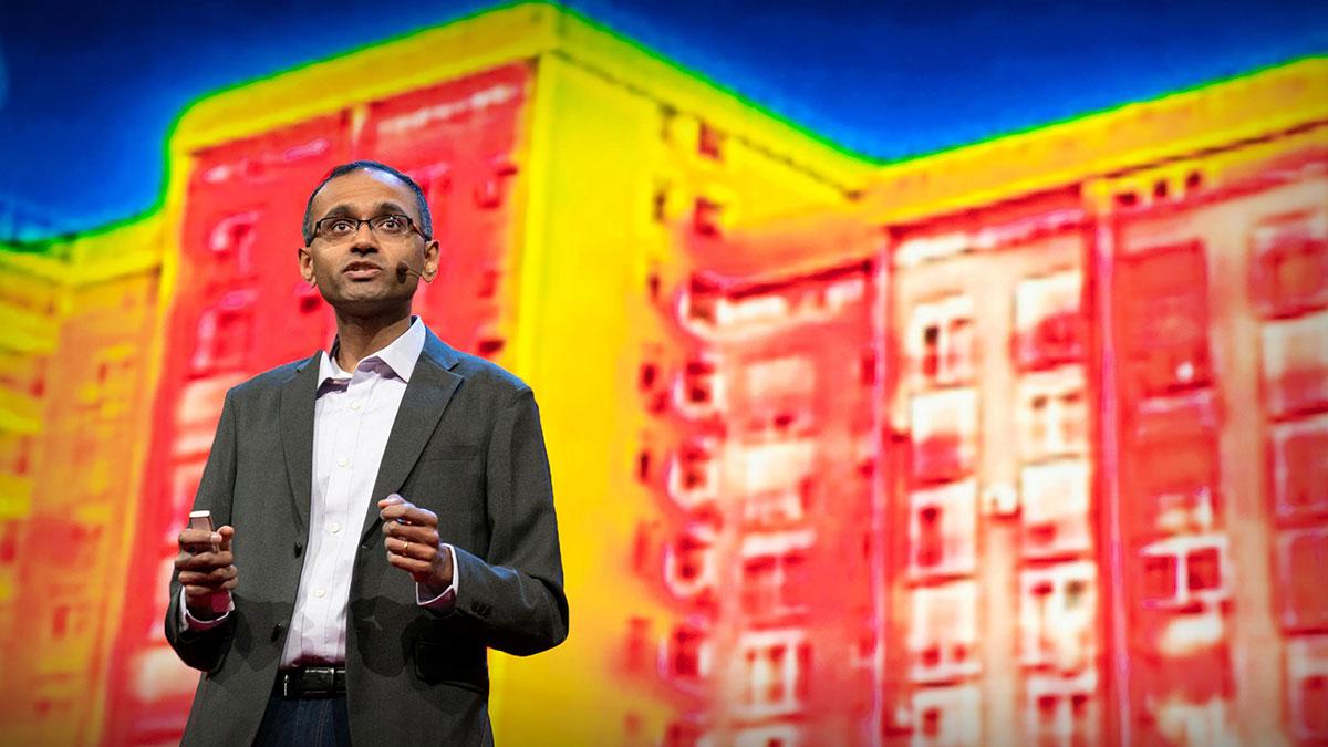 سخنرانی تد : چطور میتوانیم از سرمای فضا به عنوان منبع انرژی تجدیدپذیر استفاده کنیم