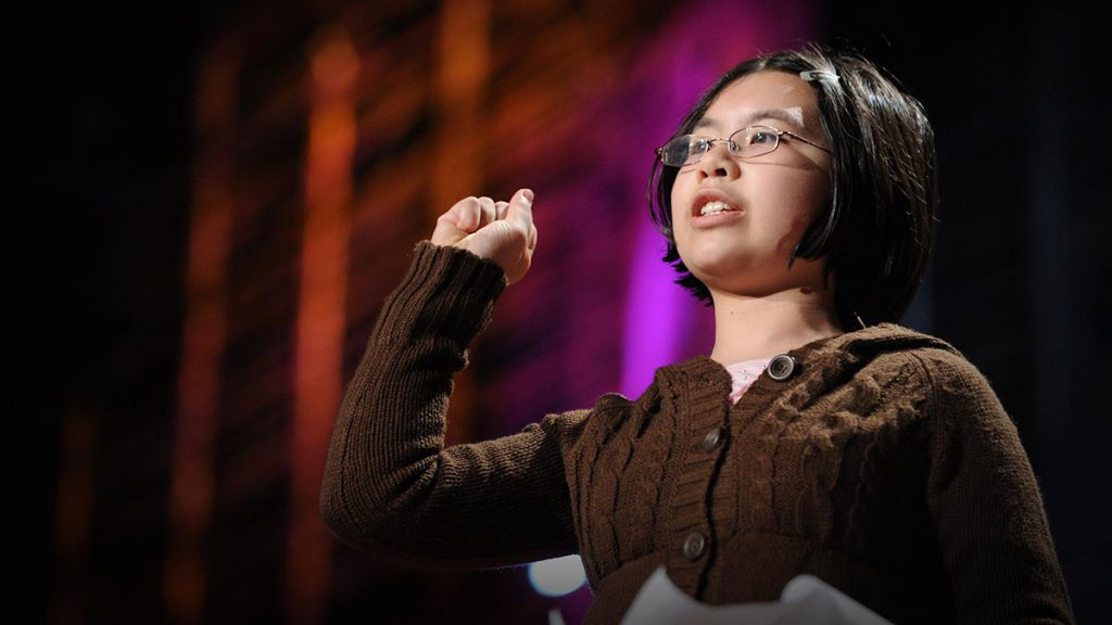 سخنرانی تد : آدورا اسویتاک: چیزهایی که بزرگترها می توانند از بچه ها یاد بگیرند