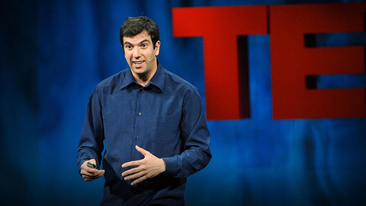 سخنرانی تد : جاکوبز : چگونه زندگی سالم نزدیک بود مرا بکشد