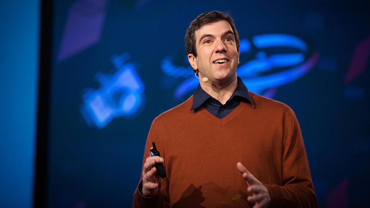 سخنرانی تد : بزرگترین گردهمایی جهانی  خانوادگی.. همه دعوتیم