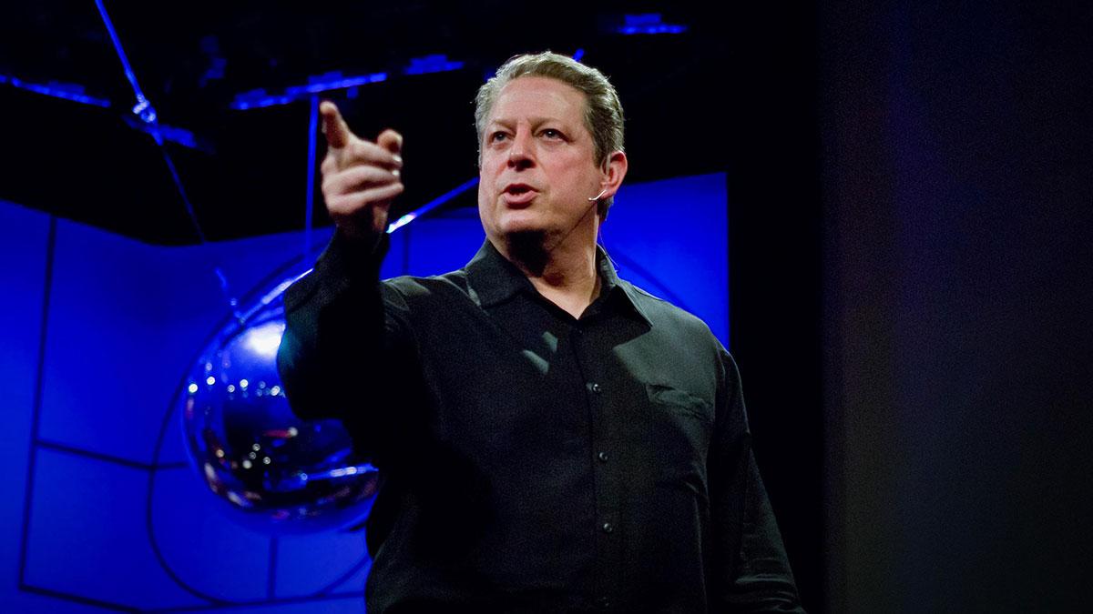 سخنرانی تد : ال گور: دیدگاهی جدید بر بحران آب و هوا