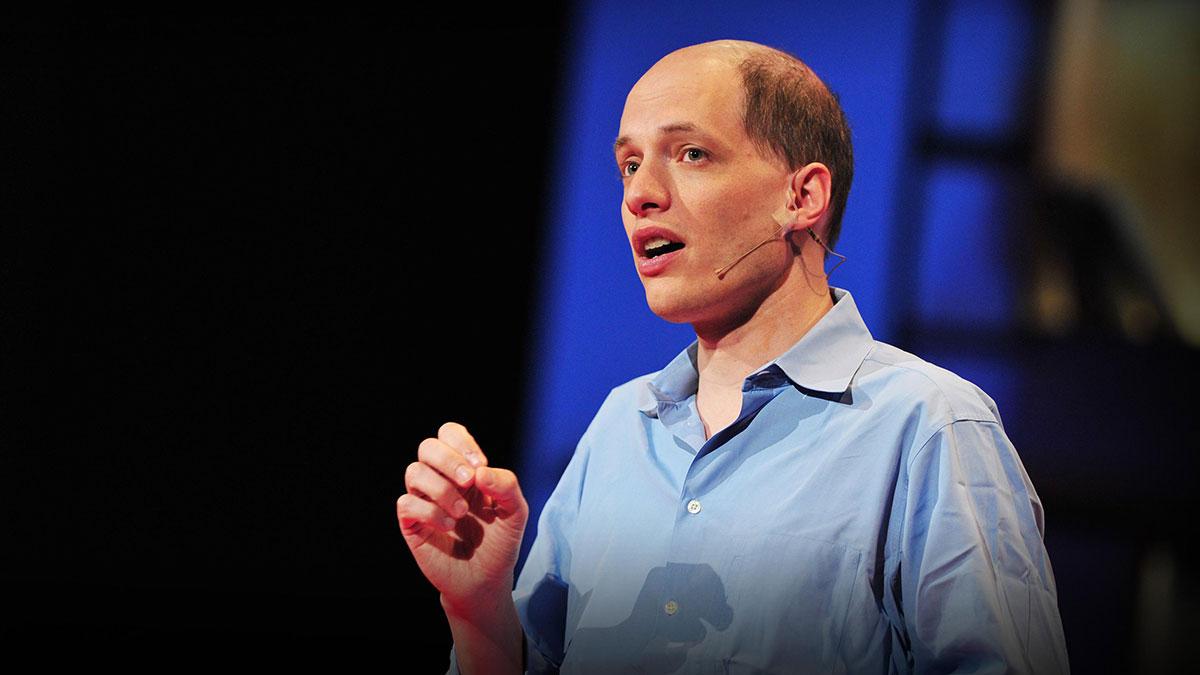 سخنرانی تد : آلن دباتن: فلسفه ای ملایم تر و مهربان تر از موفقیت