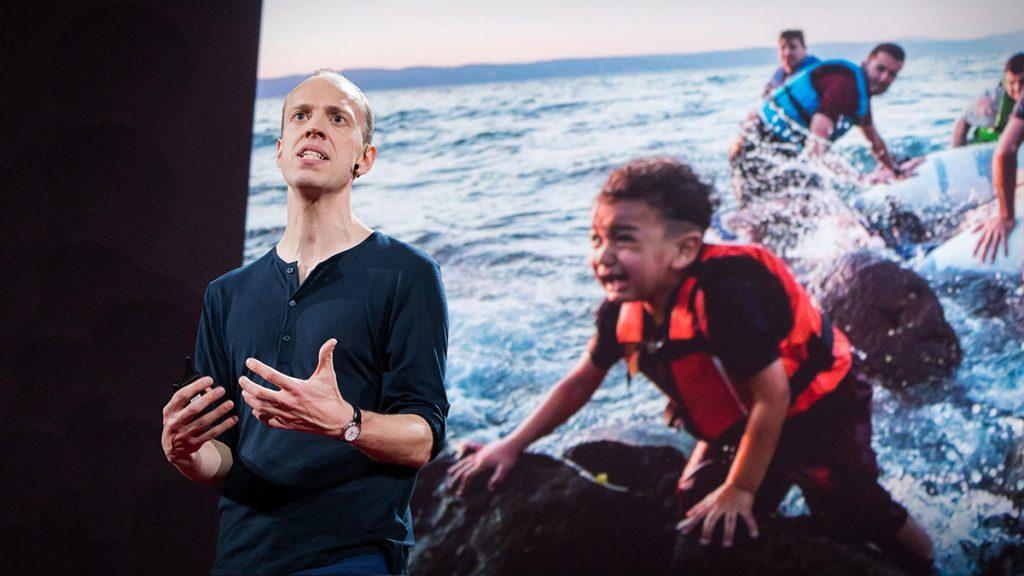 سخنرانی تد : مشکل نظام پناهجویی ما و راه حل آن