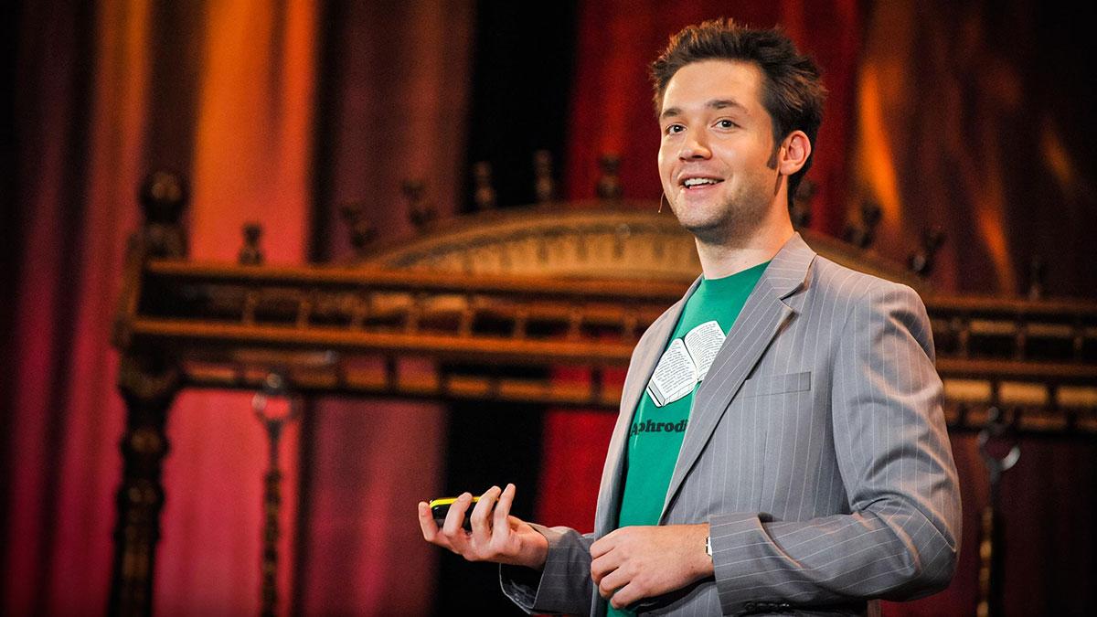 سخنرانی تد : آلکس اُهانین : چگونه در رسانه های اجتماعی جلب توجه بکنیم؟