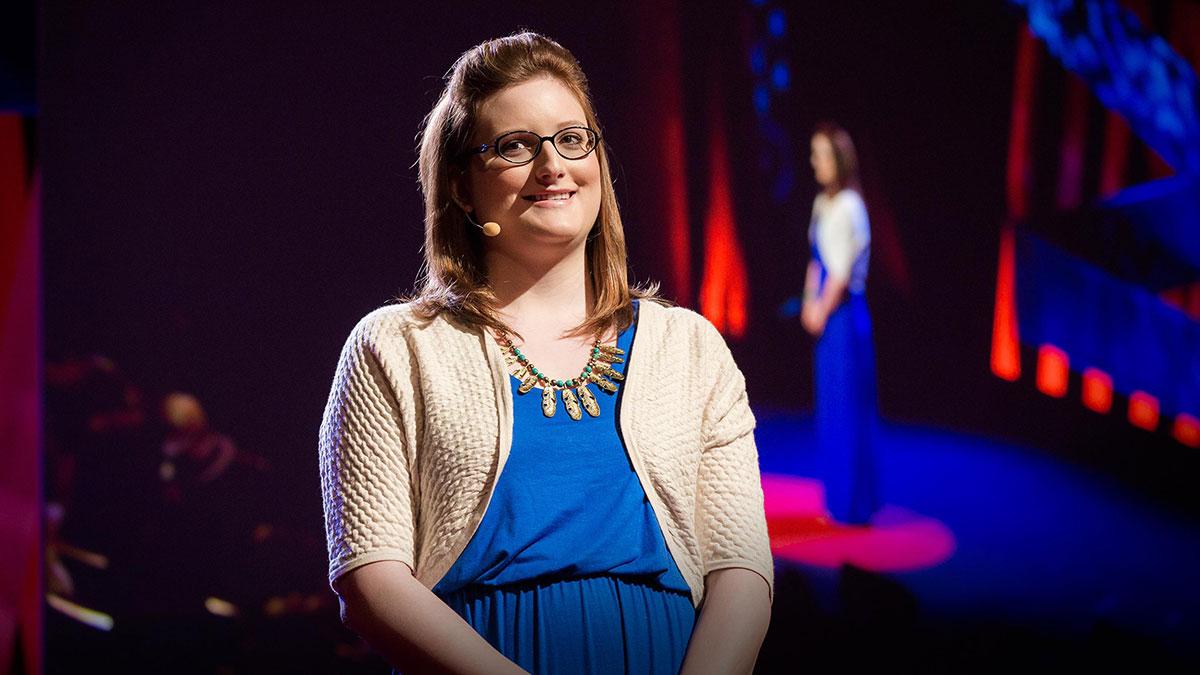 سخنرانی تد : چطور با داشتن اختلال آسپرگر یاد گرفتم با زندگی درونیام ارتباط برقرار کنم
