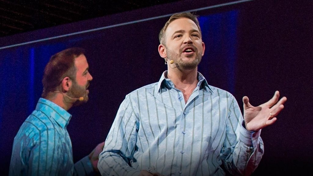 سخنرانی تد : کشفی که  می تواند علم فیزیک را متحول کند