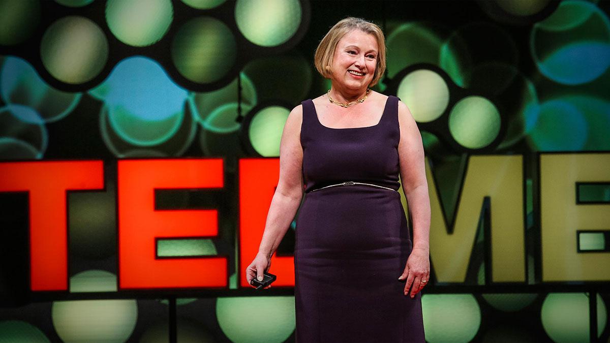 سخنرانی تد : ما به تعبیر قهرمانانهای برای مرگ نیاز داریم