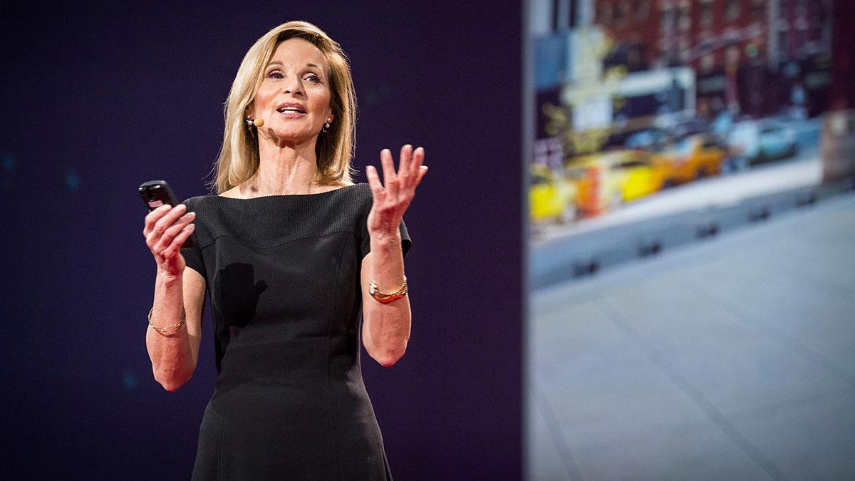سخنرانی تد : چگونه فضاهای عمومی باعث کارکرد شهرها میشوند