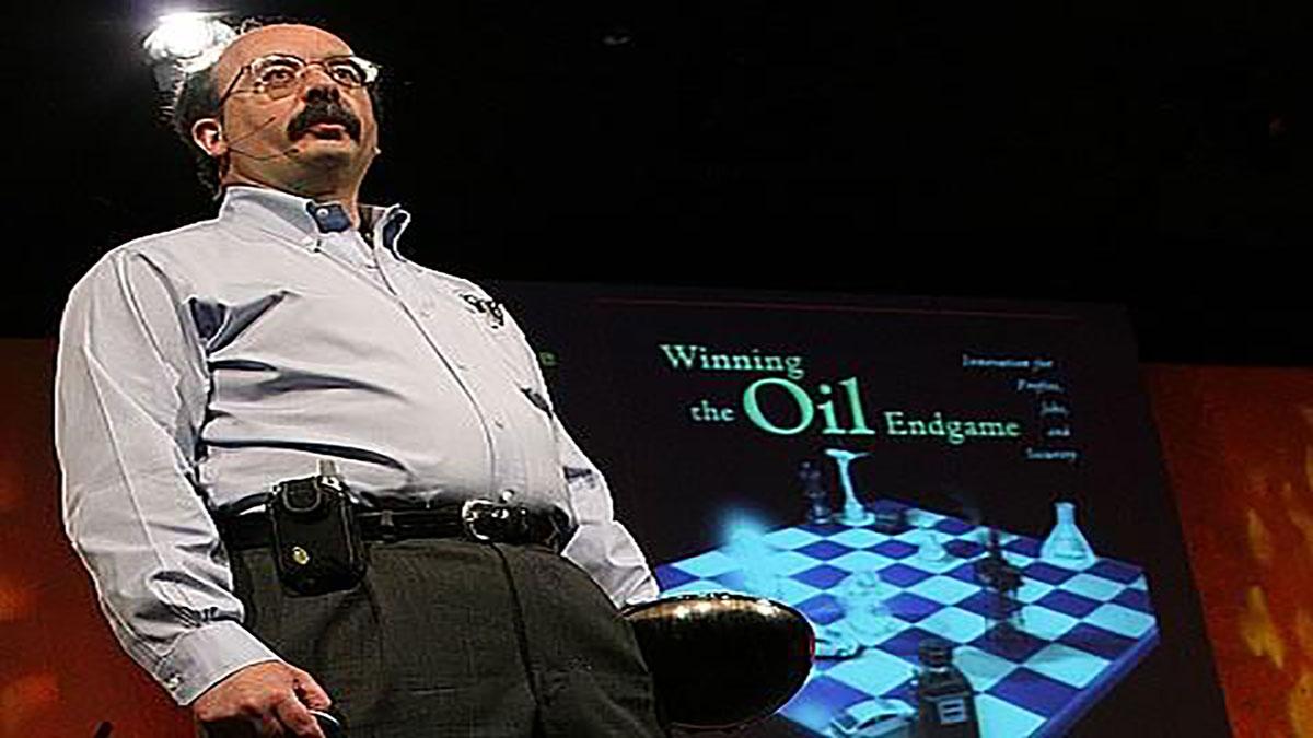 سخنرانی تد : برنده نهایی بازی نفت