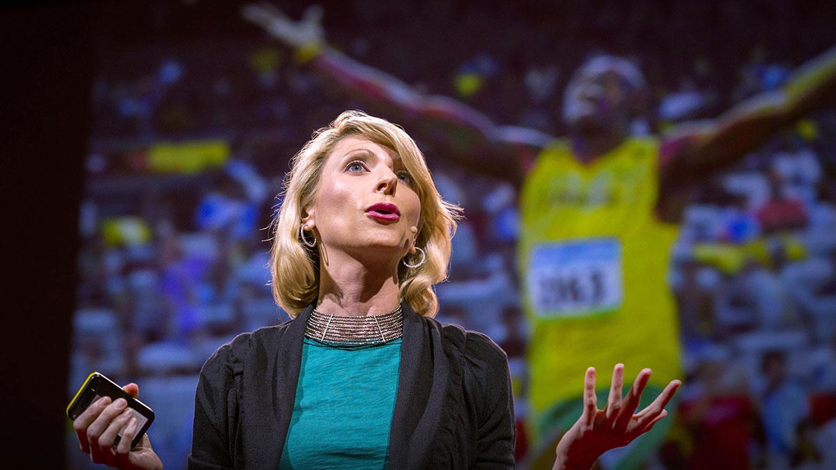 سخنرانی تد : اِمی کادی: زبان بدن شما هویت شما را شکل میدهد