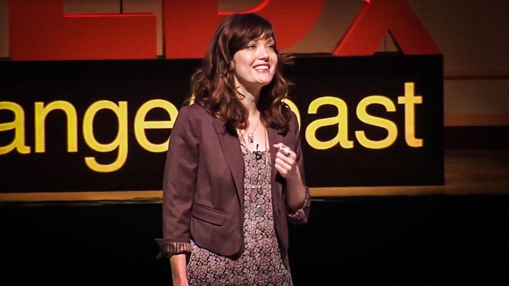 سخنرانی تد : زندگی کردن ورای محدودیتها
