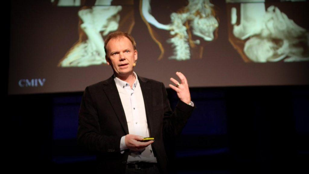 سخنرانی تد : آندرس اینمان: تجسم انفجار اطلاعات پزشکی