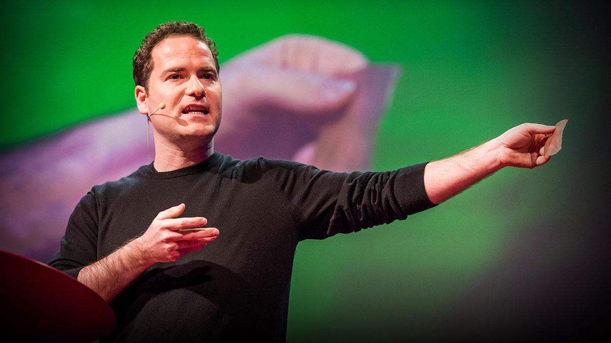 سخنرانی تد : تولید چرم و گوشت، بدون کشتن حیوانات