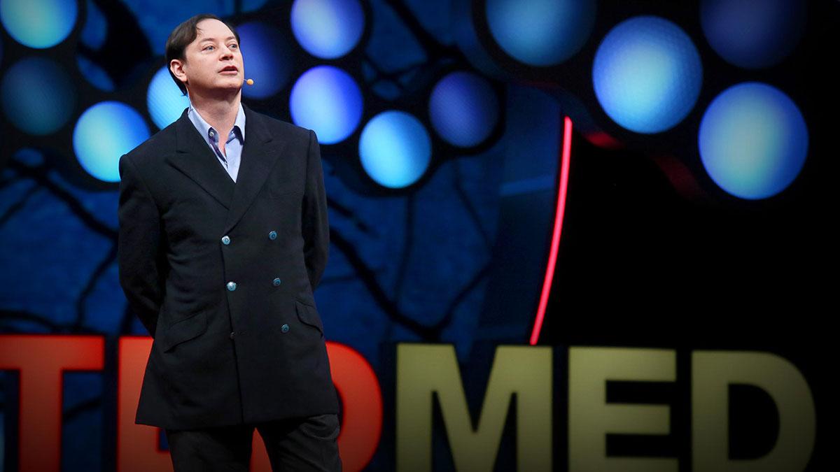 سخنرانی تد : اندرو سالمون: عشق بورز، تحت هر شرایطی