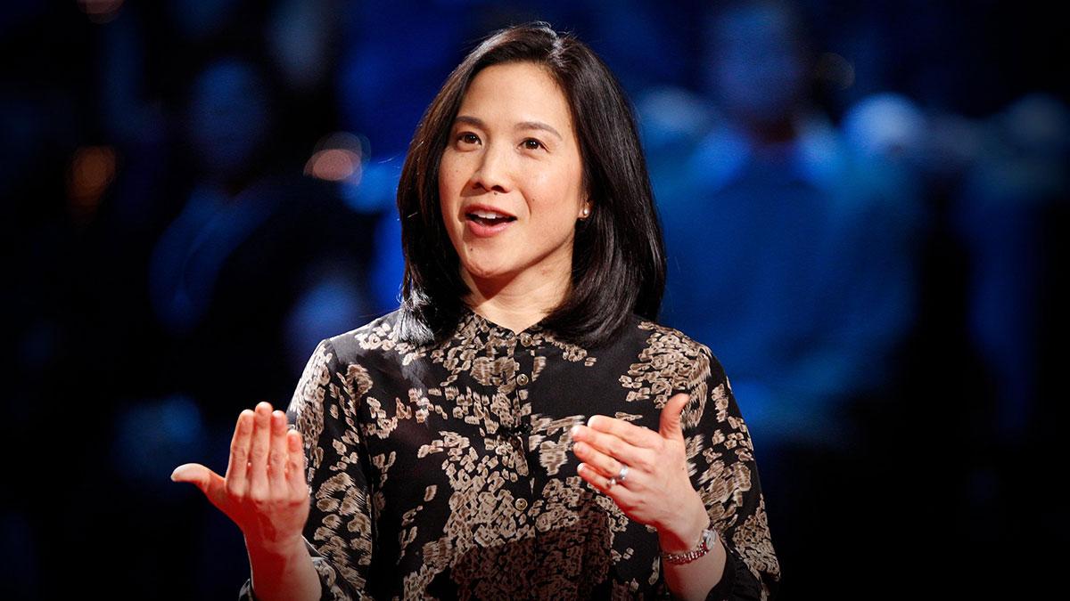 سخنرانی تد : آنجلا لی دوک ورث: کلید موفقیت؟ ثابت قدمی