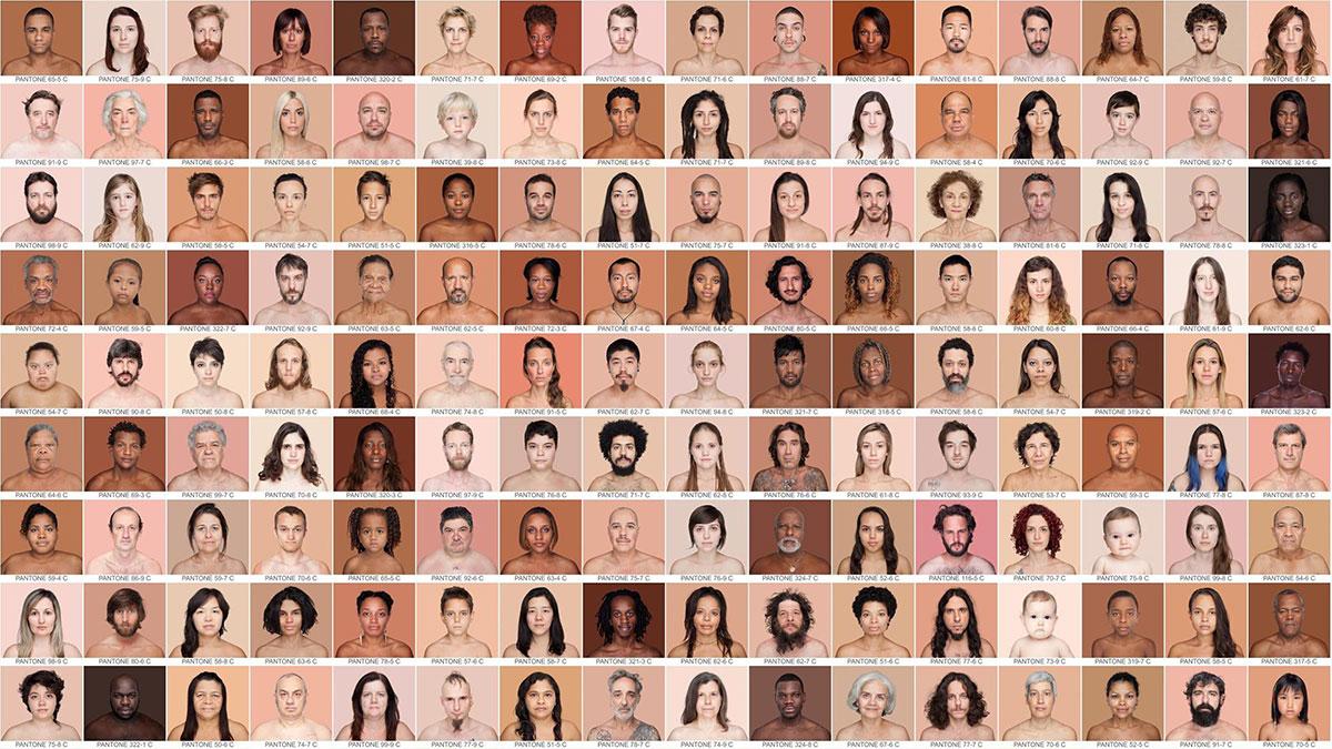 سخنرانی تد : زیبایی همه رنگهای پوست انسان