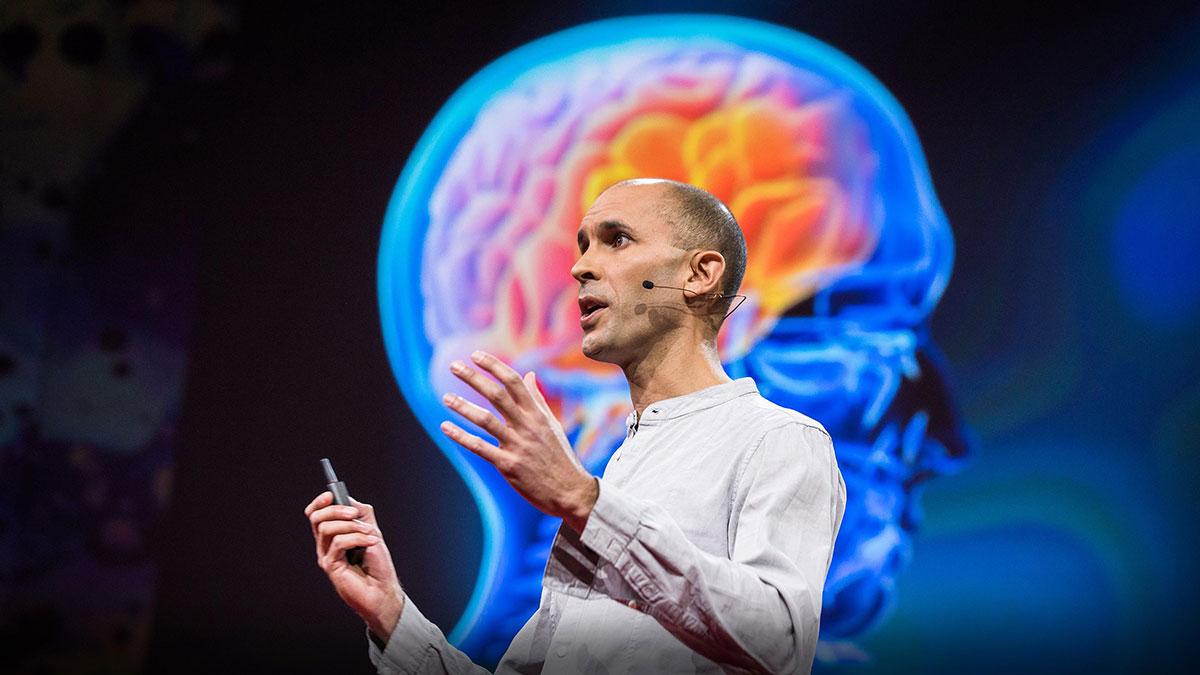 سخنرانی تد : چگونه مغز شما واقعیتی که هشیارانه تجربه می کنید را توهم می کند