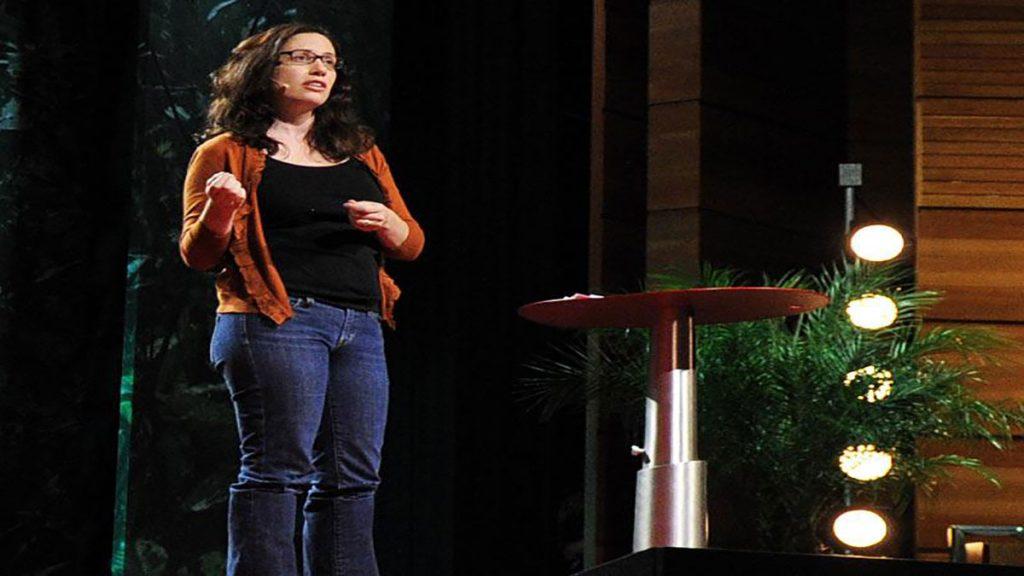سخنرانی تد : آنی مورفی پال: آنچه ما قبل از متولد شدن فرا می گیریم