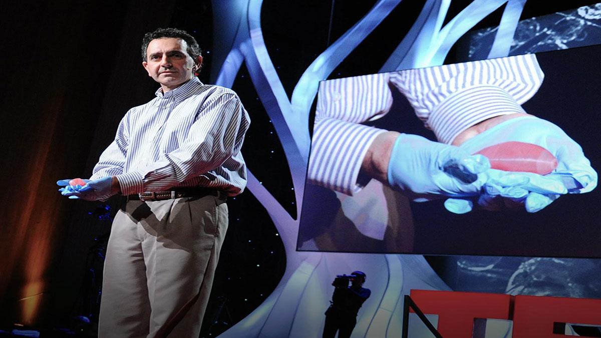 سخنرانی تد : آنتونی آتالا: چاپ کلیه انسان