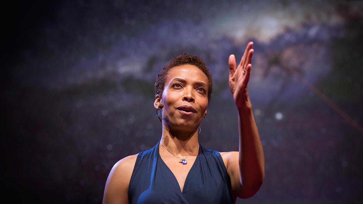 سخنرانی تد : چگونه ما زندگی در دیگر سیارات پیدا می کنیم