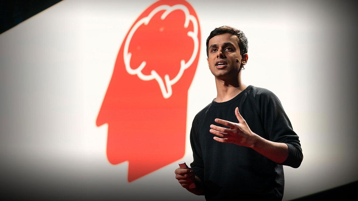 سخنرانی تد : چگونه هوش مصنوعی میتواند بخشی از ذهن شما شود