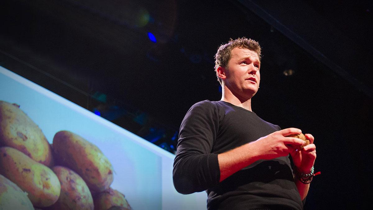 سخنرانی تد : آرتور پاتس داسِن: تصوری برای رستورانهای پایدار