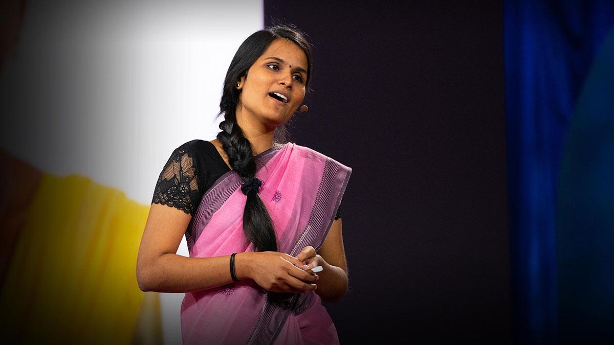 سخنرانی تد : چطور تحصیلات به من کمک کرد تا زندگی خود را دوباره بنویسم