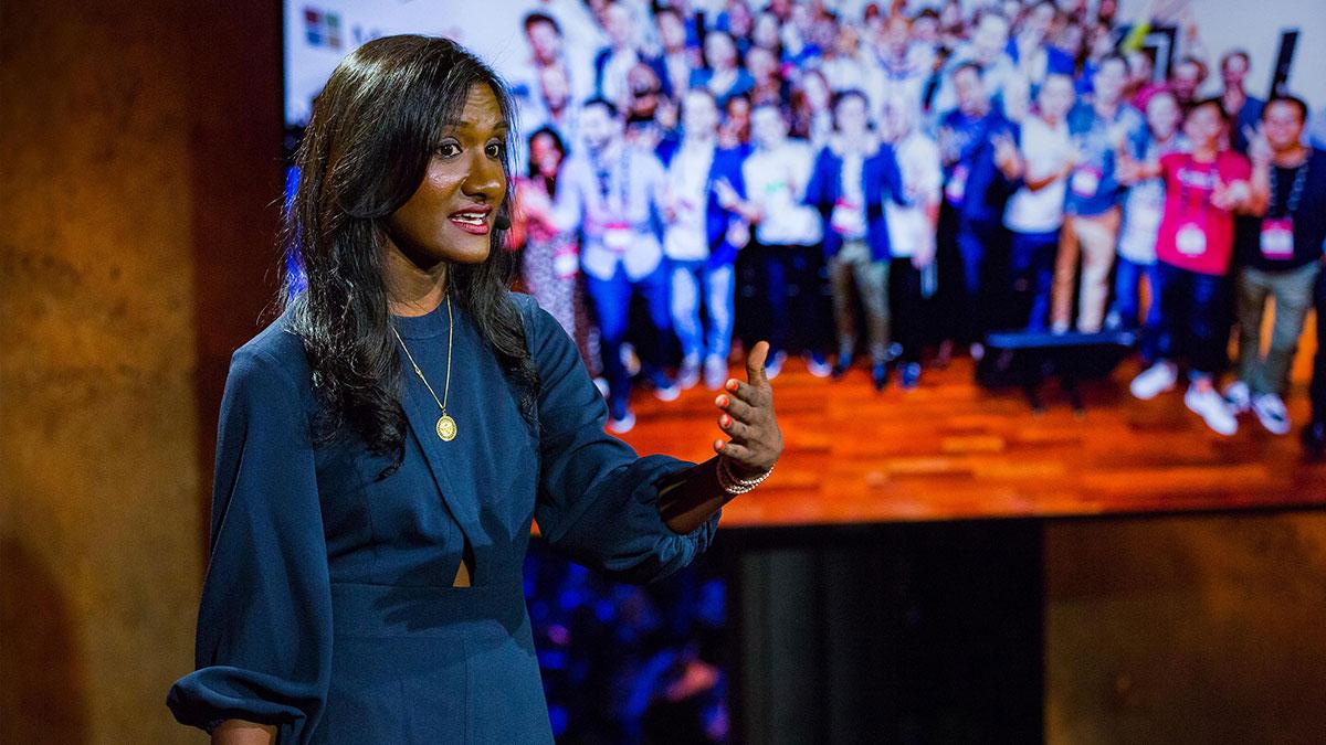 سخنرانی تد : پول دیجیتال چگونه به استارتآپها برای جذب سرمایه کمک میکند