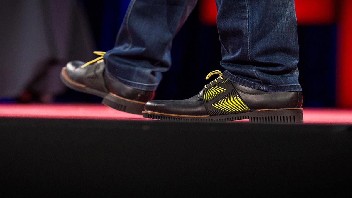 سخنرانی تد : آینده چاپگر سه بعدی چه خواهد بود؟