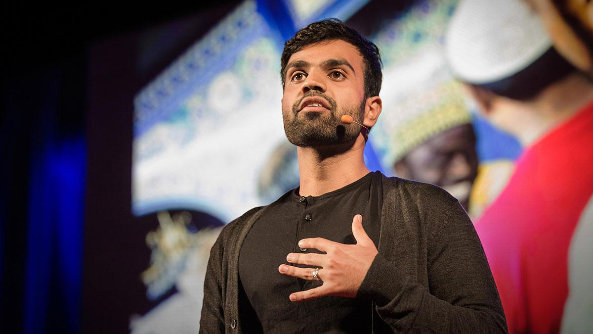 سخنرانی تد : زیبایی و تنوع زندگی مسلمانان