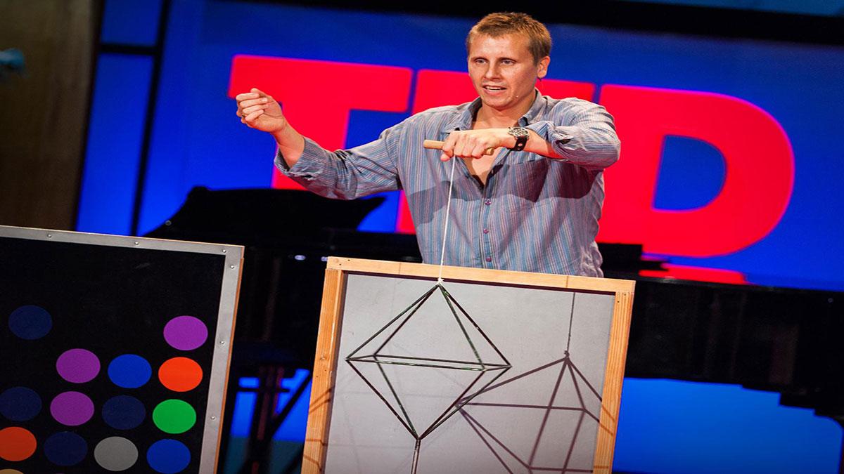 سخنرانی تد : بیو لوتو: خطاهای دیداری به ما نشان می دهند که ما چگونه می بینیم