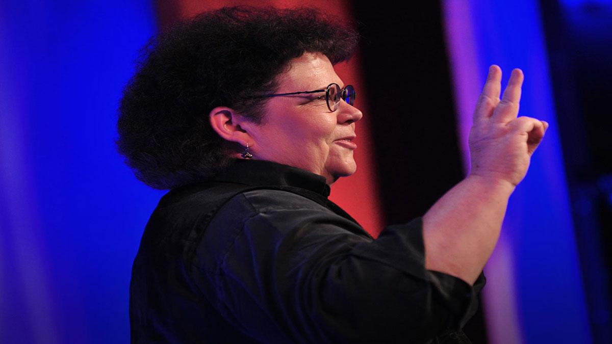 سخنرانی تد : بکی بلنتون (Becky Blanton): سالی که بی خانمان بودم