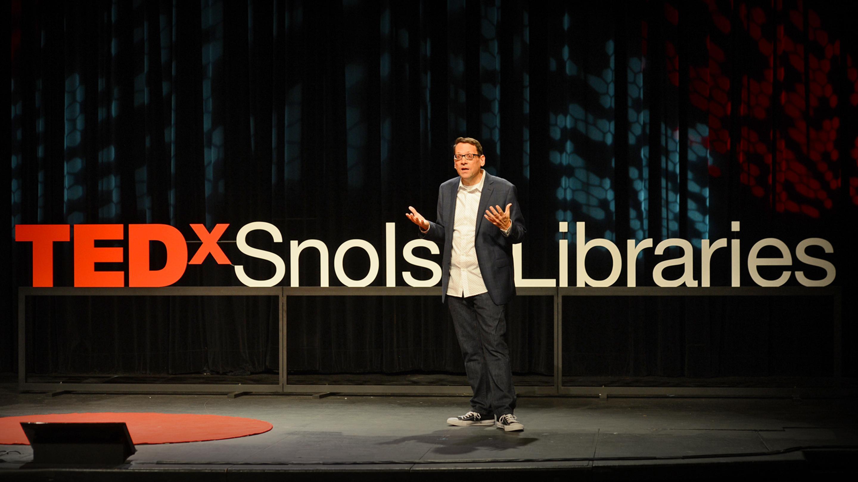سخنرانی تد : چطور با دوستان افسرده ارتباط برقرار  کنید