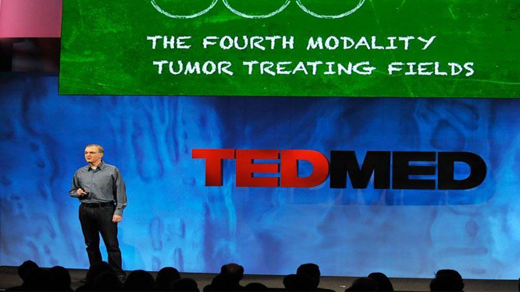 سخنرانی تد : بیل دویل:درمان سرطان توسط میدان های الکتریکی