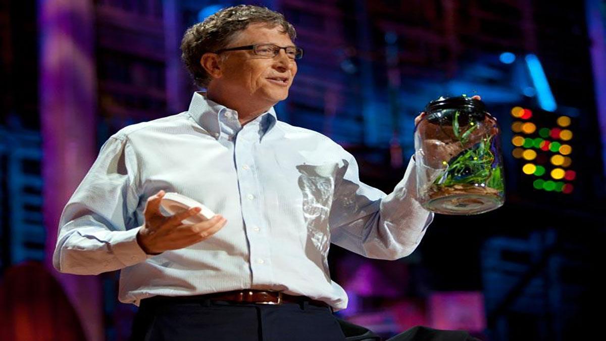 سخنرانی تد : بیل گیتس و انرژی : نوآوری تا صفر!