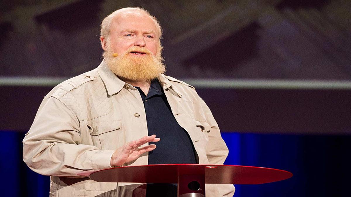 سخنرانی تد : برای آفریدن چیزی ماندگار، اجازه دهید هنر و مهندسی با هم ترکیب شوند