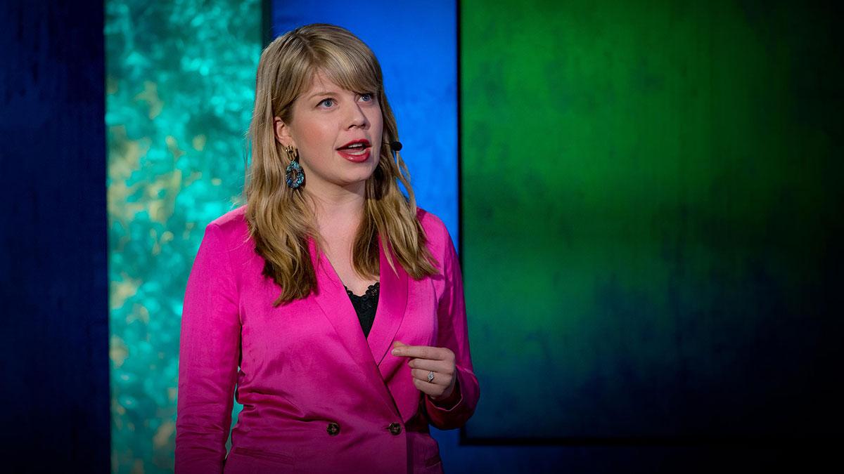 سخنرانی تد : تغییرات اقلیمی چطور بر سلامت روان ما تاثیر میگذارند