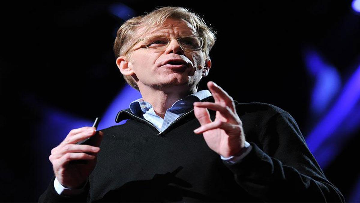 سخنرانی تد : چگونه ما فلج اطفال برای همیشه متوقف کنیم.