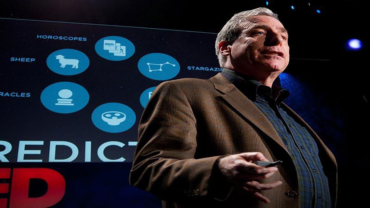 سخنرانی تد : بروس بوئنو دی مسکیتا آینده ایران را پیش بینی می کند