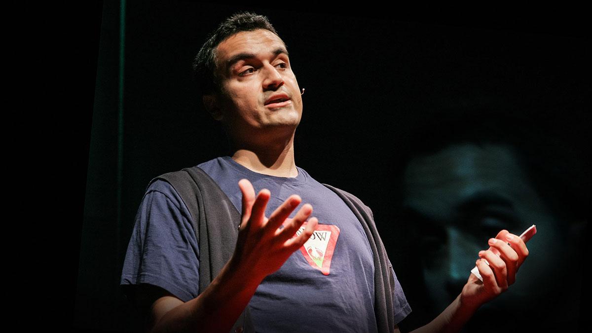 سخنرانی تد : کارل هانر در ستایش آهستگی