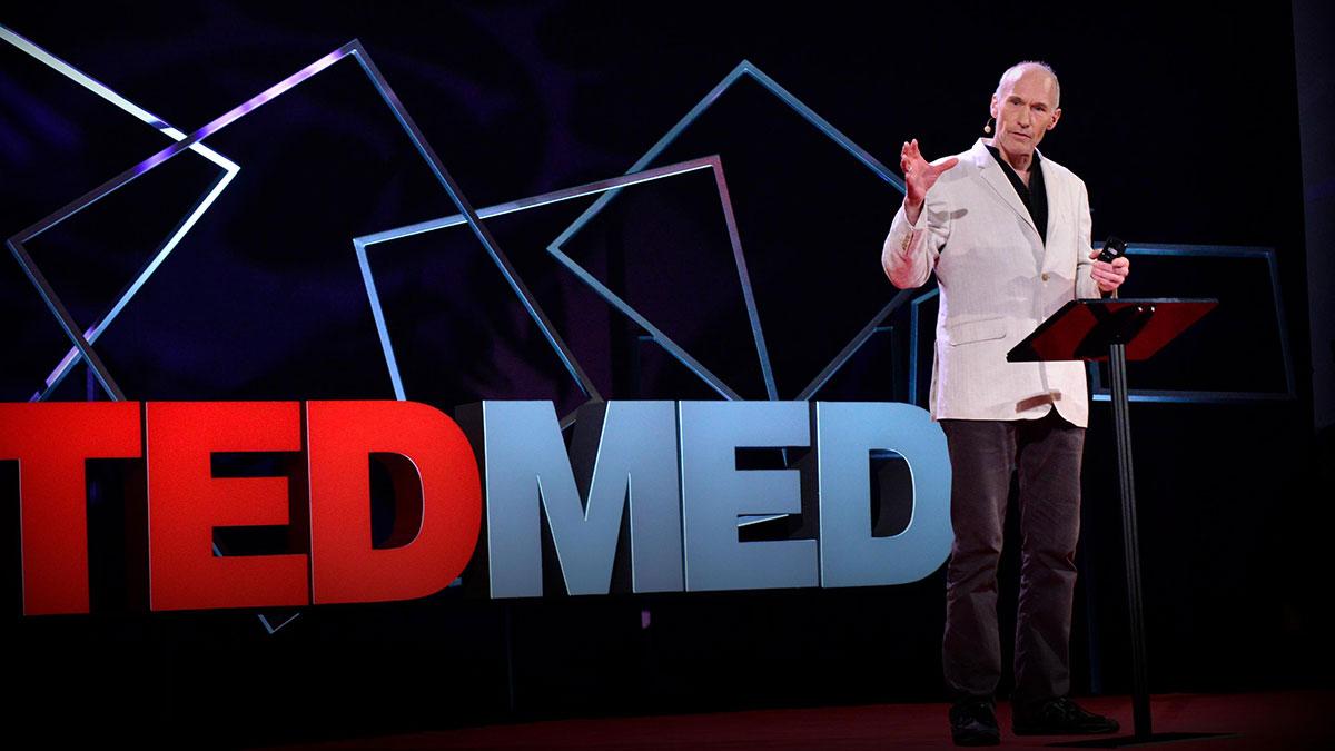 سخنرانی تد : «دارویی زنده» که میتوان با آن روش درمان سرطان را تغییر داد